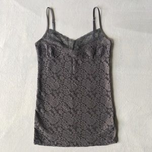 Aeropostale Lace Front Cami